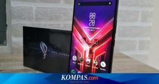 Membuka Kemasan Asus ROG Phone 3 Versi Indonesia, Apa Saja Isinya? – Kompas.com – Tekno Kompas.com