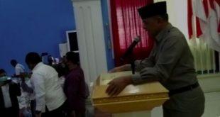 Beredar Video Polisi Stop Pidato Gatot Nurmantyo di Acara KAMI Surabaya – Suara.com