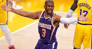 2021 NBA playoffs – Chris Paul continues to be haunted by postseason injuries – ESPN